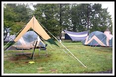 キャンプ用品はレンタルがお得